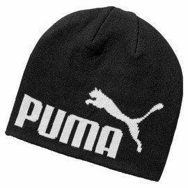 a83ff672834 Černá zimní čepice Puma - univerzální velikost