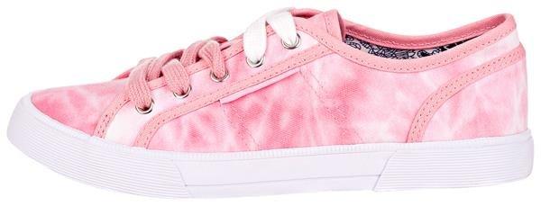 Růžové dámské tenisky Derryla, Alpine Pro - velikost 37 EU