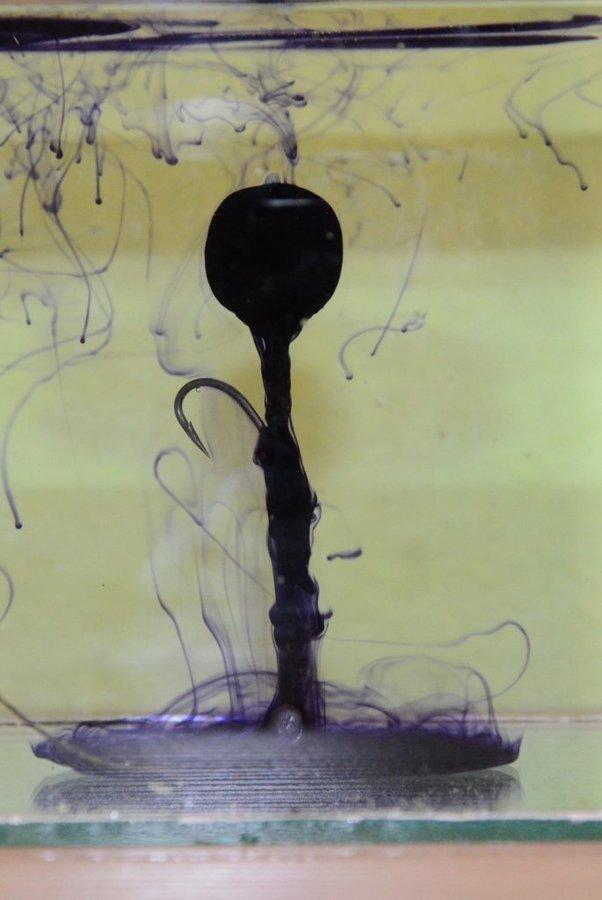 Boilies - Karel Nikl Smokers Pop Up Gigantica- plovoucí boilie s kouřovým efektem Varianta: Plovoucí boilies Gigantika Smokers - černá 50 g / 18 mm
