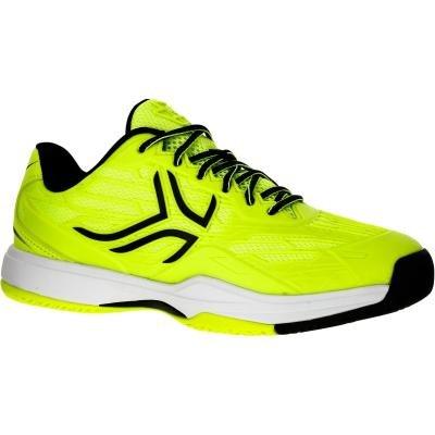 Žluté pánské tenisové boty - obuv TS 990, Artengo