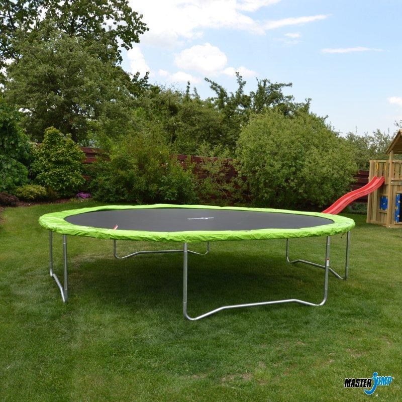 Kruhová trampolína Masterjump - průměr 365 cm