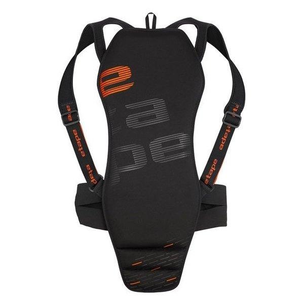 Chrániče na snowboard - Chránič páteře Etape Back Pro černo-oranžová S (150-175)