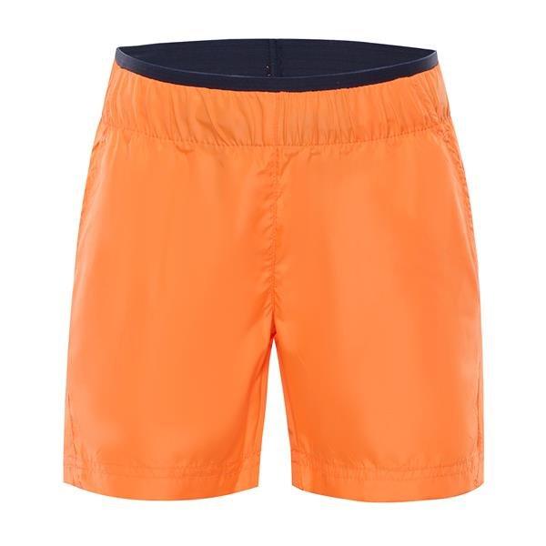Oranžové dětské kraťasy Hinato, Alpine Pro