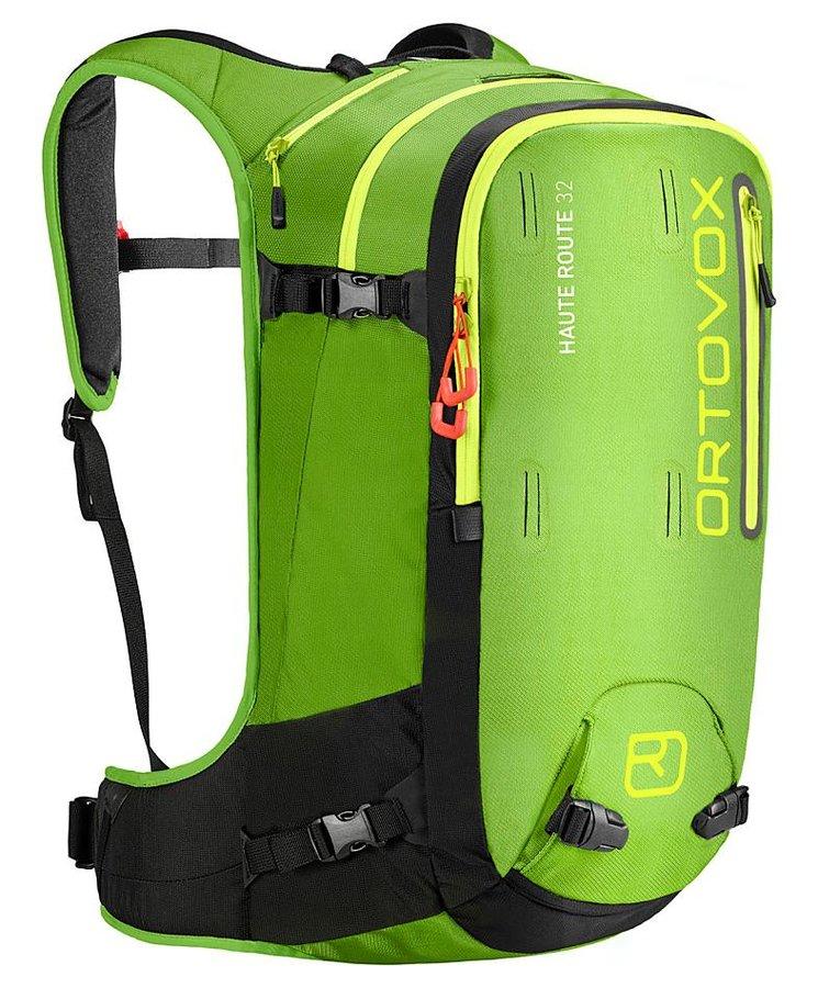 Zelený skialpový batoh Ortovox - objem 32 l
