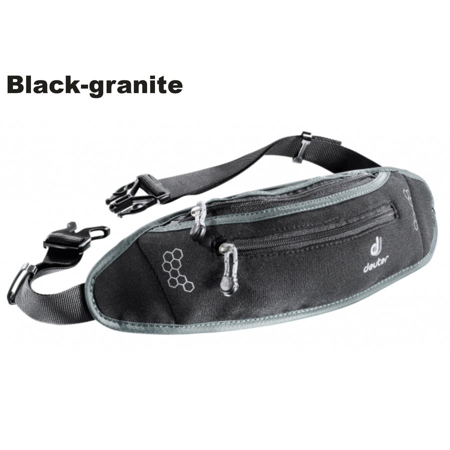 Ledvinka - Ledvinka DEUTER Neo Belt I - black-granite