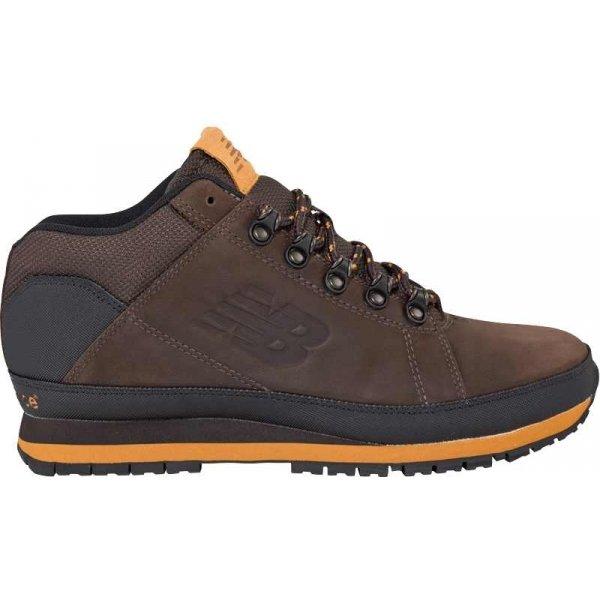 Hnědé pánské zimní boty New Balance