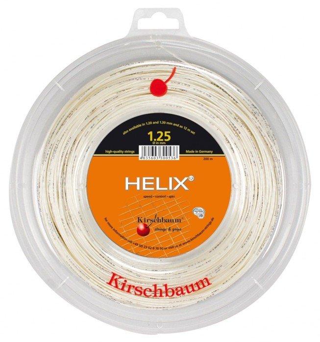 Tenisový výplet Helix, Kirschbaum - průměr 1,25 mm a délka 200 m