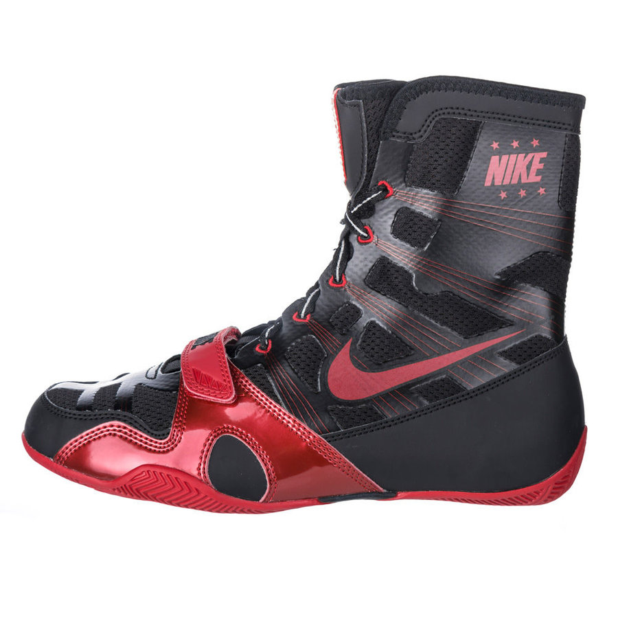 Černé boxerské boty - obuv HyperKO, Nike - velikost 38 EU