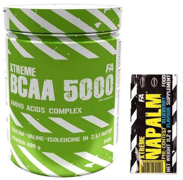 BCAA Fitness Authority - 400 g