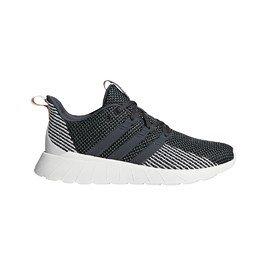 Černo-šedé dámské tenisky Adidas - velikost 36 2/3 EU