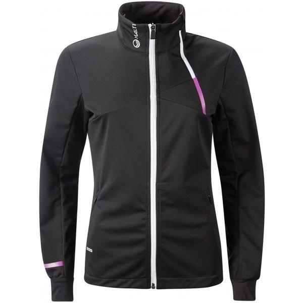 Černá dámská bunda Halti - velikost 42