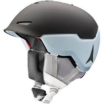Modro-šedá dětská lyžařská helma Atomic
