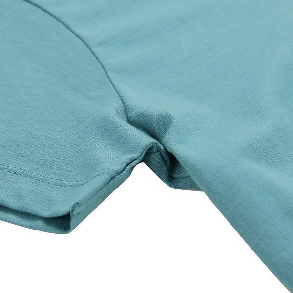 Zelené dámské tričko s krátkým rukávem Alpine Pro - velikost XS