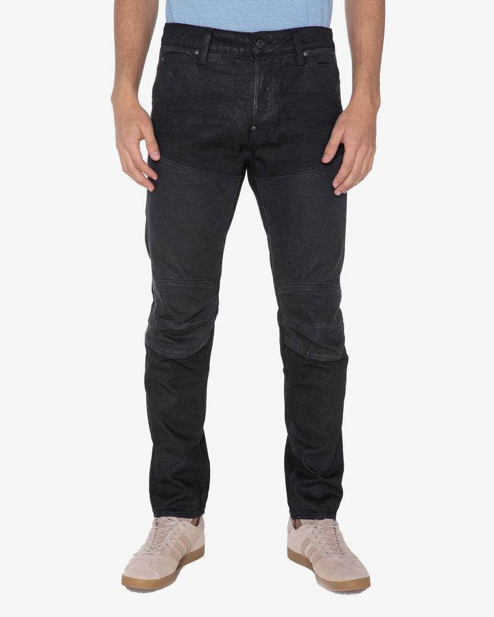 Černé pánské džíny G-Star RAW - velikost 36