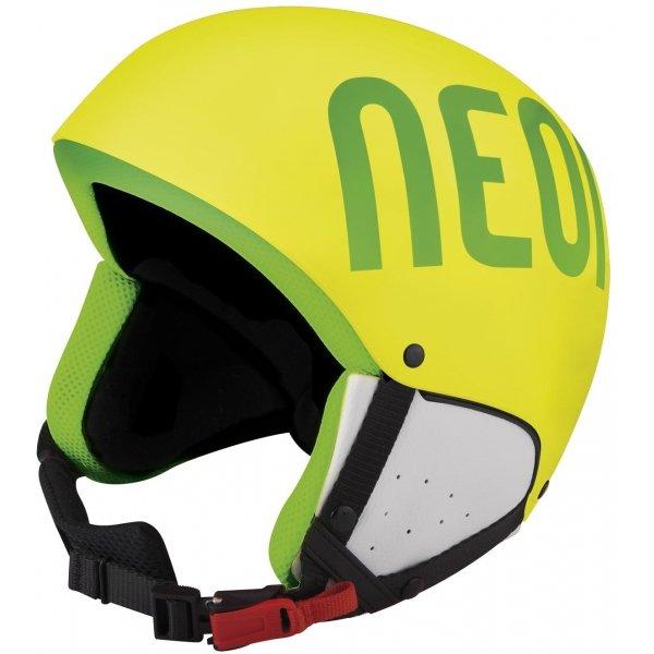 Žlutá lyžařská helma Neon - velikost 52-55 cm