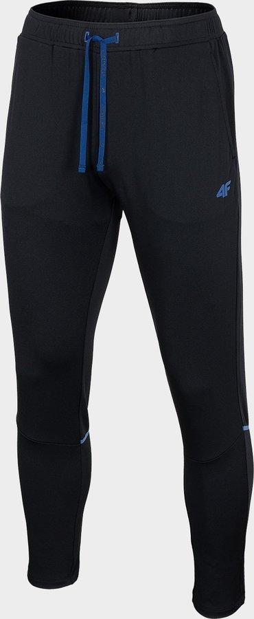Černé pánské funkční kalhoty 4F - velikost S
