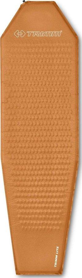 Oranžová karimatka Trimm - tloušťka 3 cm