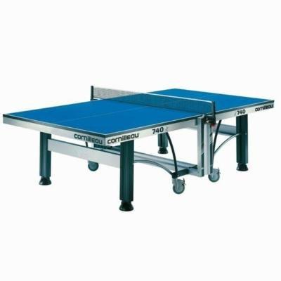 Modrý vnitřní stůl na stolní tenis 740, Cornilleau