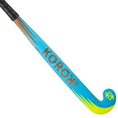 Modrá hokejka na pozemní hokej Fh100, Korok