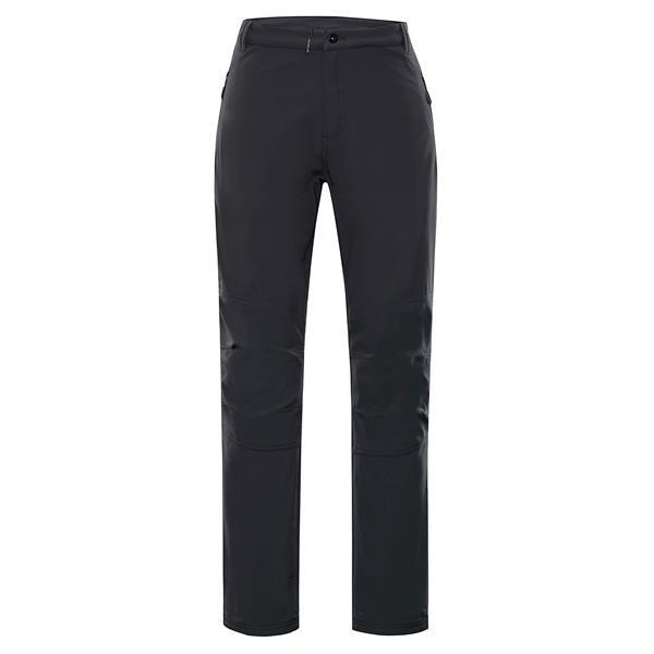 Šedé softshellové pánské kalhoty Alpine Pro - velikost 56