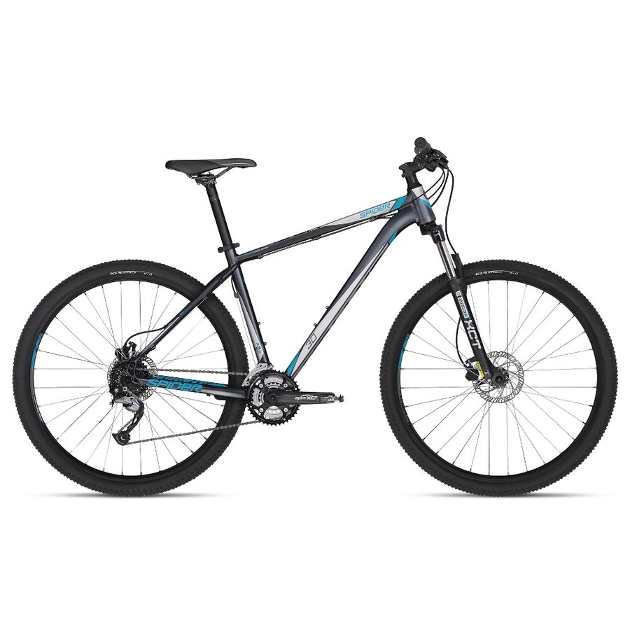 "Kolo - Kellys SPIDER 30 29"" - model 2018 Grey - S (17"")"