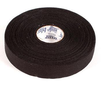 Černá hokejová páska na čepel Blue Sports - délka 25 m