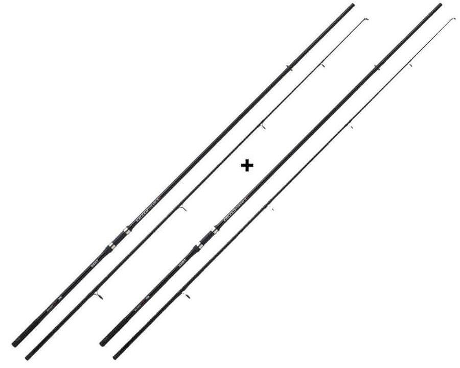 Dvoudílný kaprový prut Sert - délka 366 cm