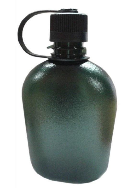 Zelená láhev na pití Tritan Flask, Pinguin
