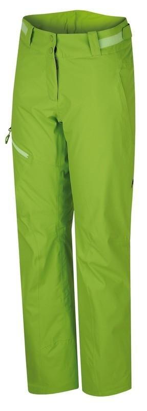 Zelené dámské lyžařské kalhoty Hannah