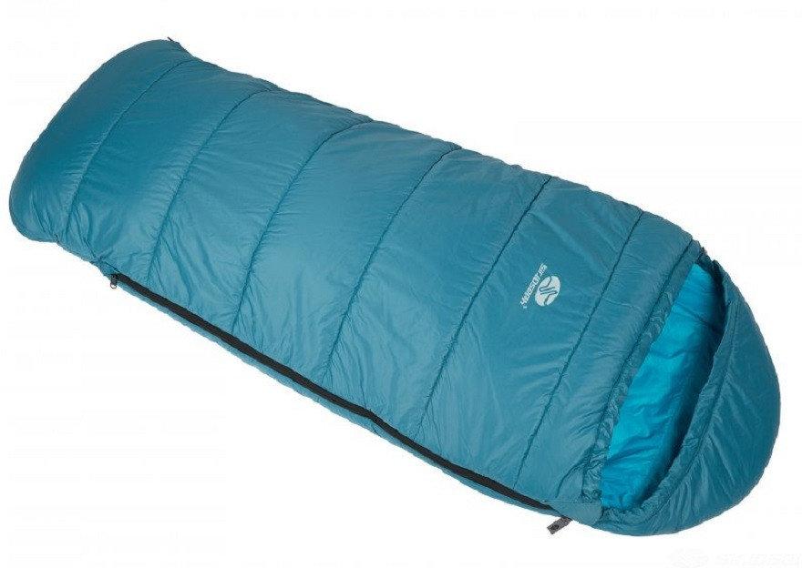 Modrý dětský spací pytel Sir Joseph - délka 170 cm