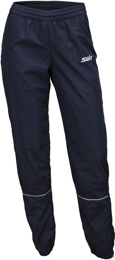 Modré dámské kalhoty na běžky Swix