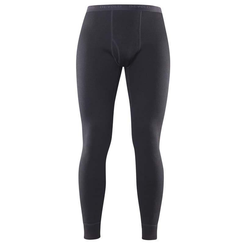 Černé pánské funkční kalhoty Devold - velikost XXL