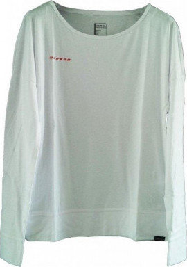 Bílé dámské tričko s dlouhým rukávem Dare 2b