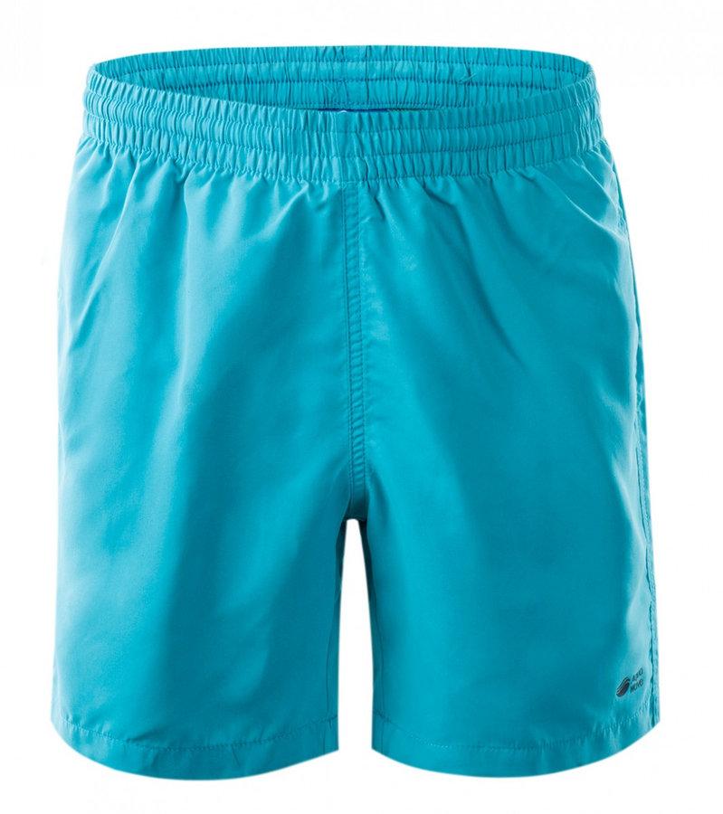 Modré dětské dívčí nebo chlapecké kraťasy Aquawave - velikost 158