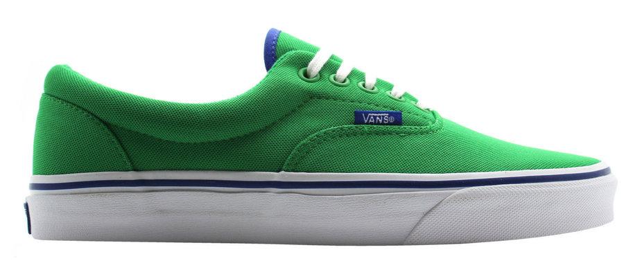 Zelené pánské tenisky Vans - velikost 44,5 EU