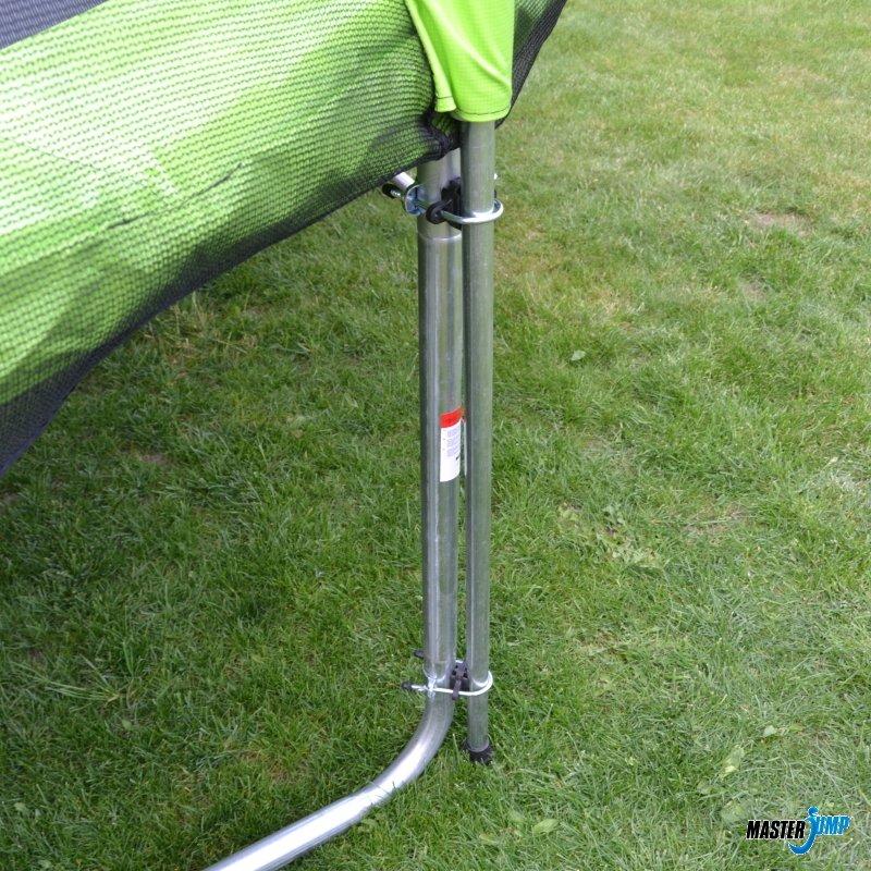 Ochranná síť na trampolínu Masterjump - průměr 365 cm