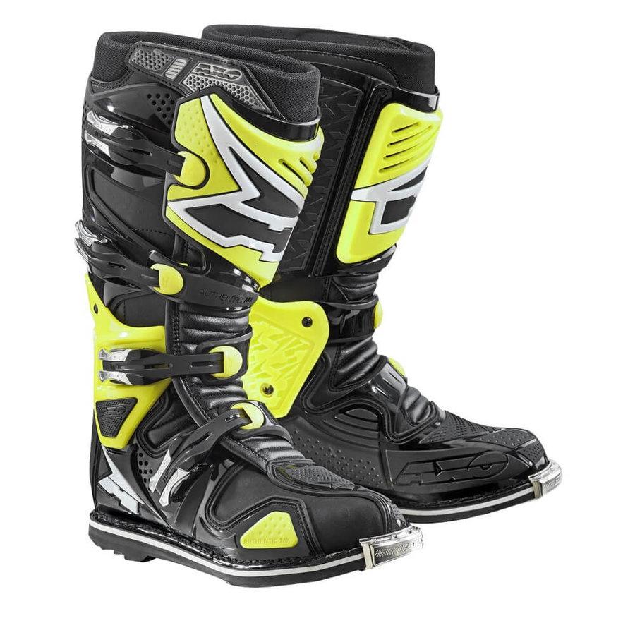 Vysoké enduro pánské motorkářské boty A2, Axo