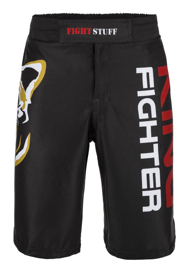 MMA kraťasy - MMA trenky Gold King Fighter Velikost: S