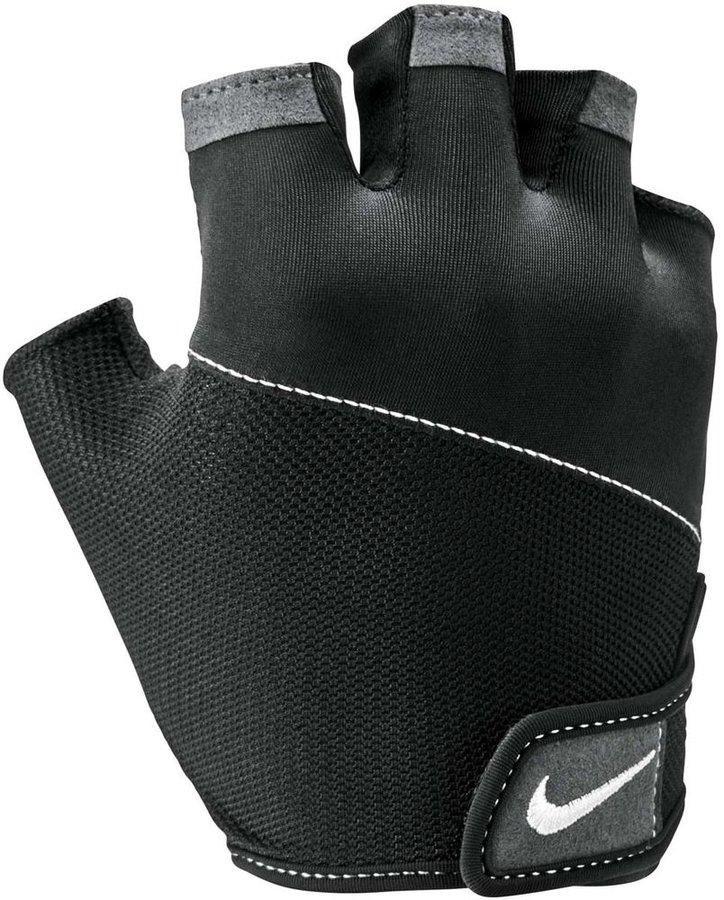 Černé dámské fitness rukavice Nike - velikost L