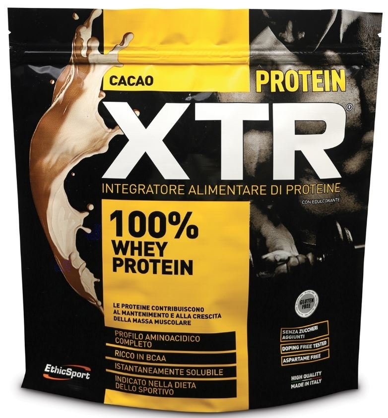 Protein - EthicSport PROTEIN XTR 500 g Příchuť 0