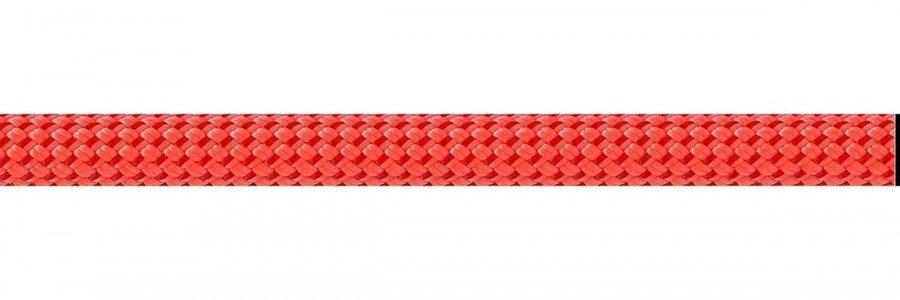 Oranžové horolezecké lano Beal - průměr 9,1 mm a délka 30 m