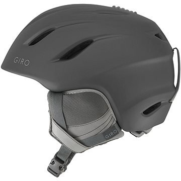 Černá dámská lyžařská helma Giro - velikost 52-55,5 cm