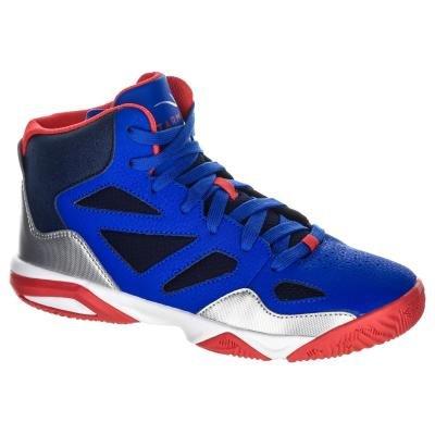 Modré dětské basketbalové boty Shield 300, Tarmak