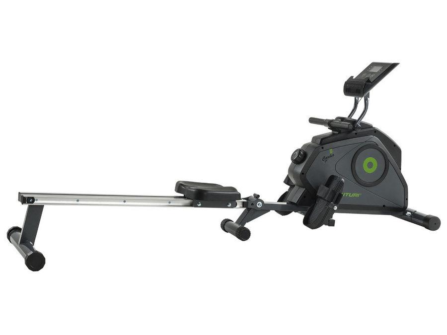 Veslovací trenažér Cardio Fit R30 Rower, Tunturi - nosnost 110 kg