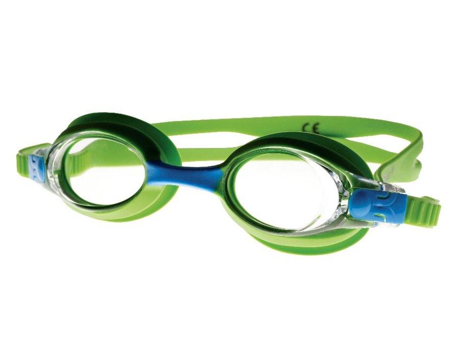 Černé dětské chlapecké nebo dívčí plavecké brýle MELLON, Spokey