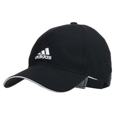 Černá tenisová kšiltovka Adidas