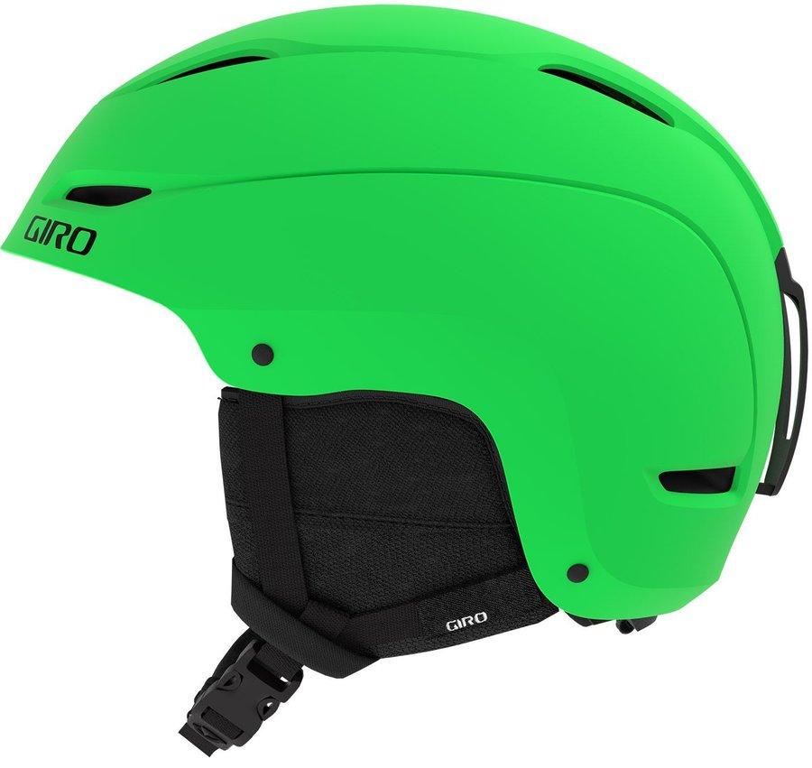 Zelená dámská helma na snowboard Giro - velikost S