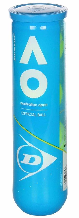 Tenisový míček - Australian Open tenisové míče balení: 4 ks