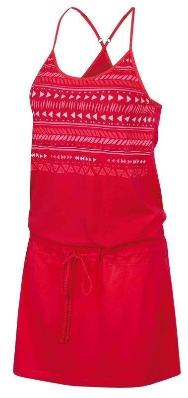 Růžové dámské šaty Hannah - velikost 34