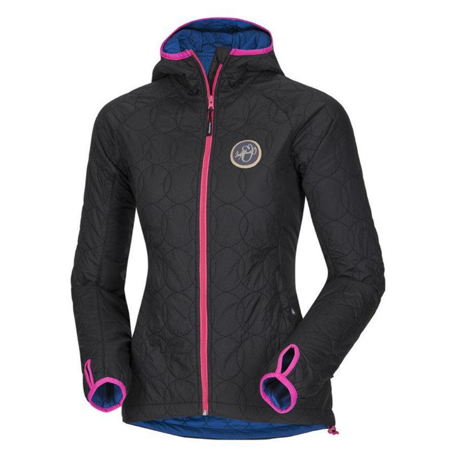 Černá dámská bunda na běžky NorthFinder